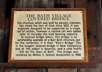 Bath Village Covered Bridge