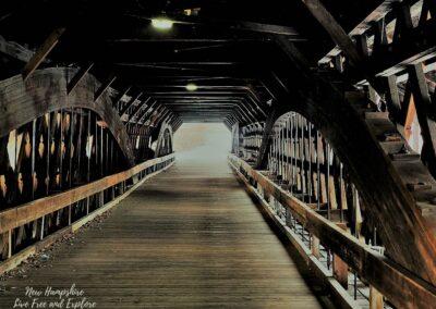 Haverhill Bath Covered Bridge