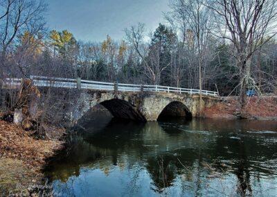 Old Stone Arch Bridge, Keene