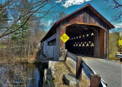 Coombs Covered Bridge, Winchester