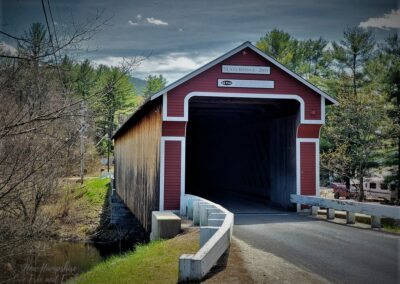 Slate Covered Bridge, Swanzey