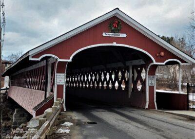 Thompson Covered Bridge, Swanzey