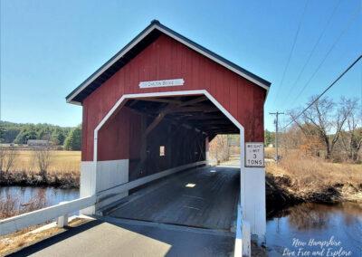 Carleton Bridge, Swanzey